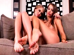 Two Gorgeous Babes Get It On
