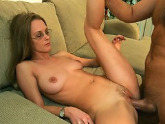 Nick brought his sexy wife Phoenix over for some dirty wife swapping action.