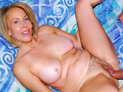 60 year old porn star fucks and sucks!