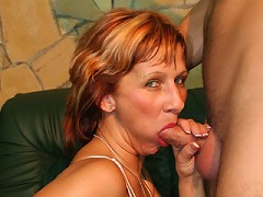 MILF fucking at its finest!